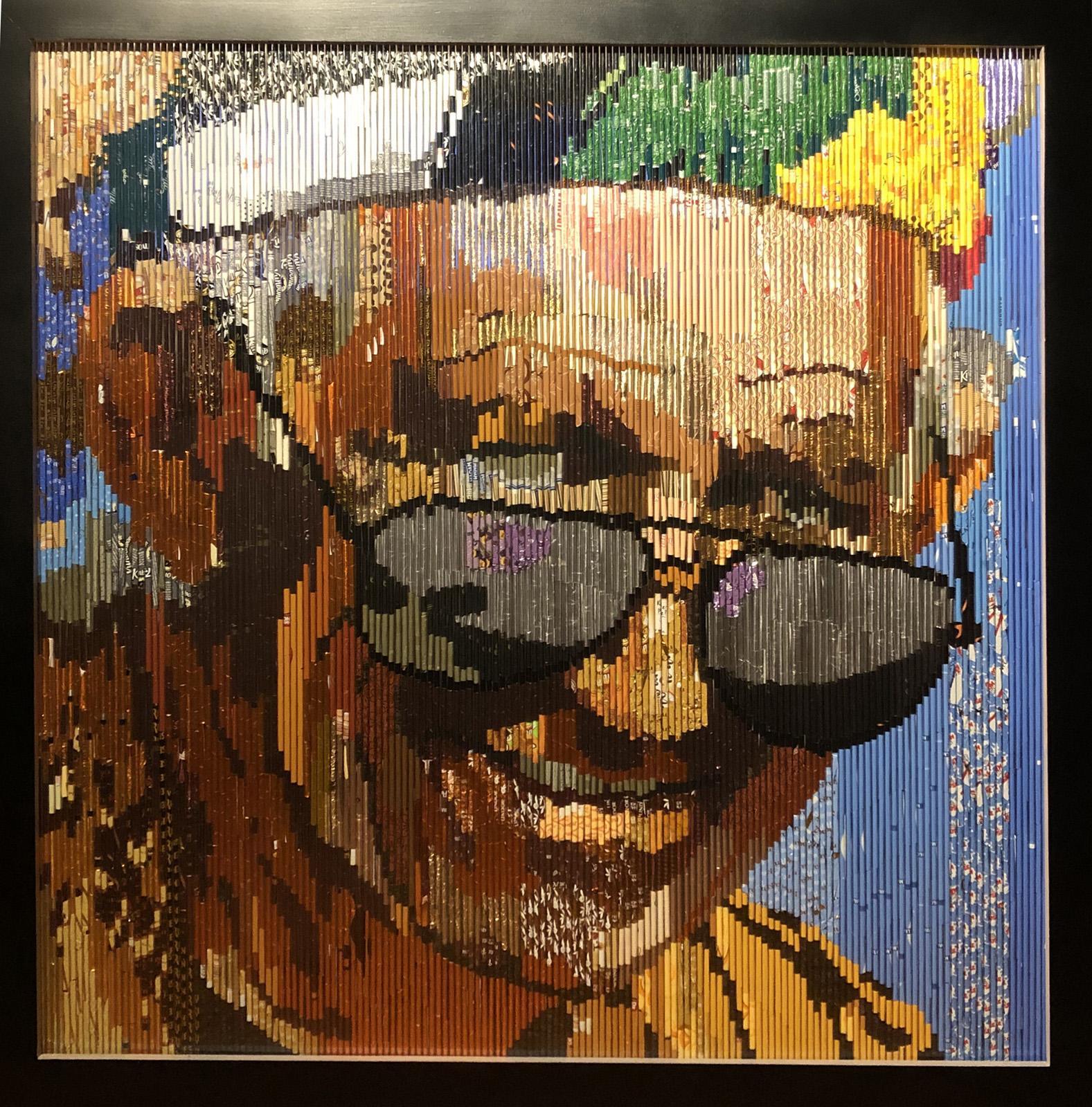 Keith Richards RollingpiecesArt