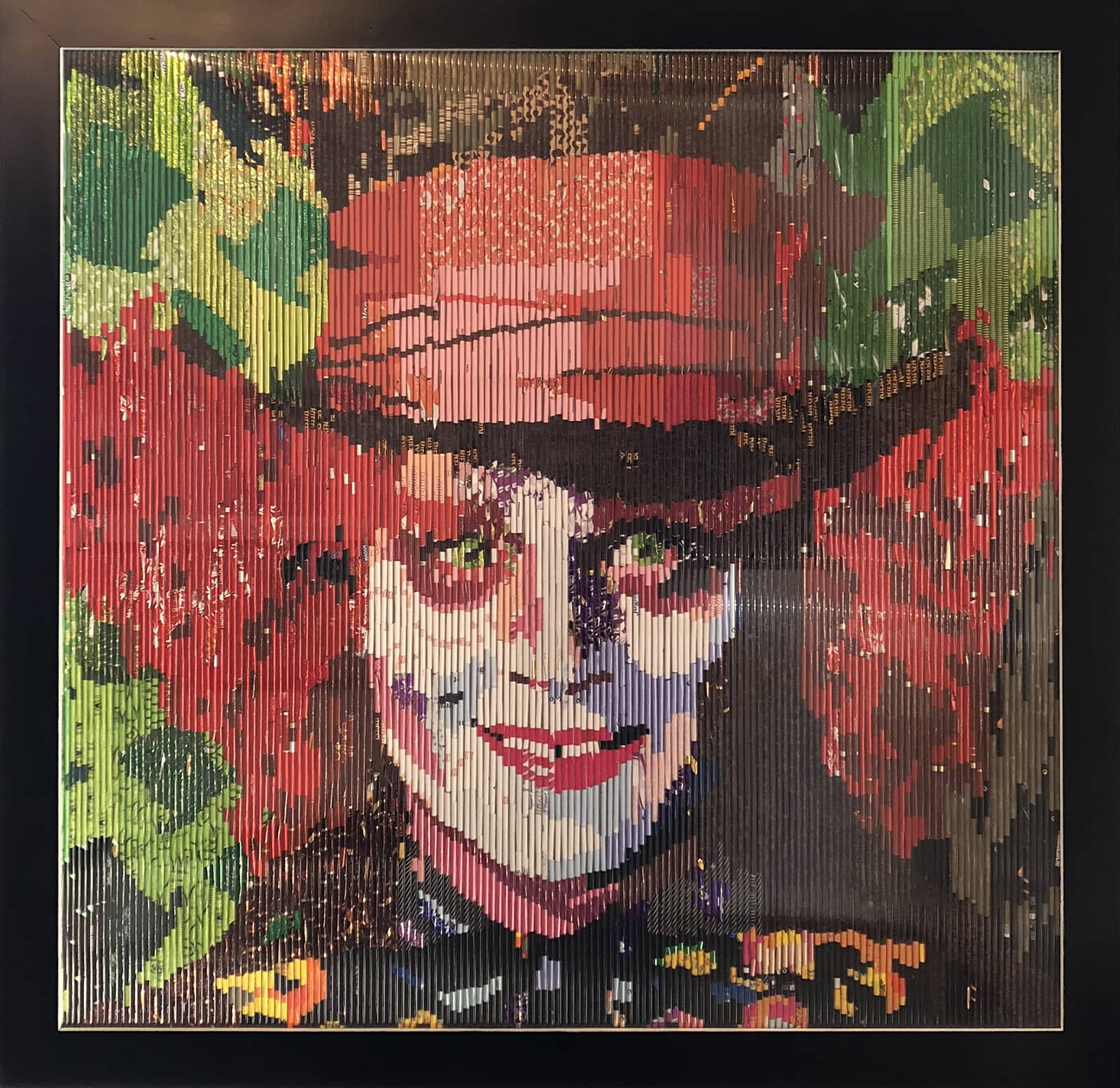Mr. Hatter (J. Depp in Alice im Wunderland)
